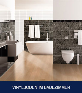 Vinylboden Bremen – Vinylboden im Badezimmer