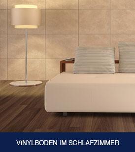Vinylboden Bremen – Vinylboden im Schlafzimmer