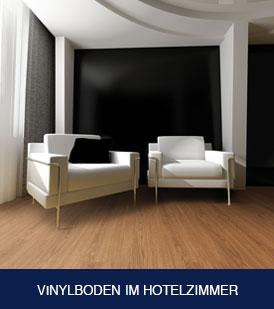 Vinylboden Bremen – Vinylboden im Hotelzimmer
