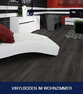 Vinylboden Bremen – Vinylboden im Wohnzimmer 1