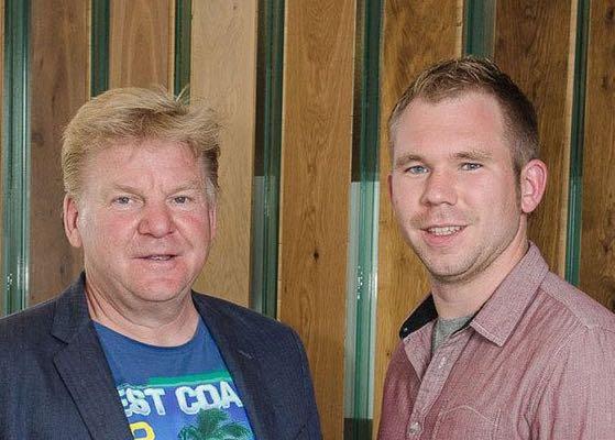 Bodenverleger Bremen – Tim und Hans Jörg Buben – Geschäftsführer